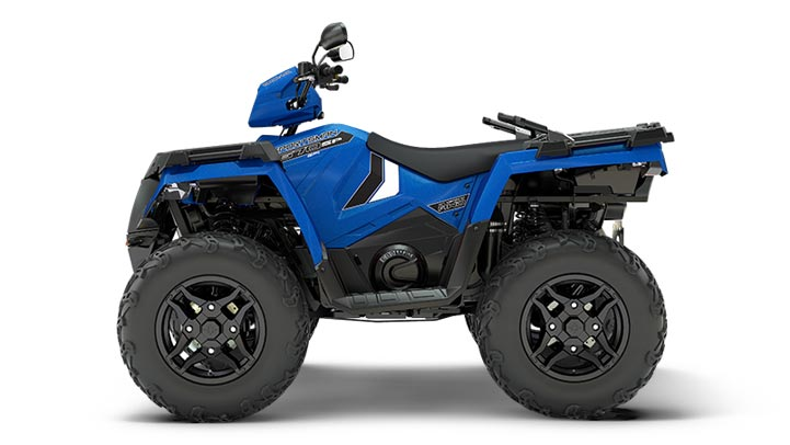 SPORTSMAN 570 SP - TRACTION INTÉGRALE (AWD)
