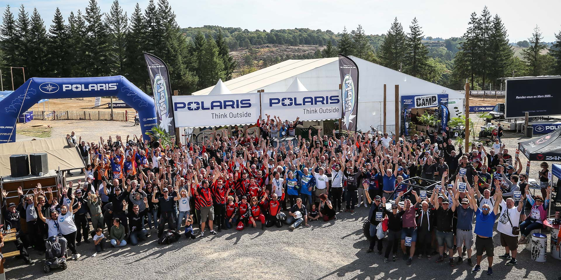 Polaris Camp 2020